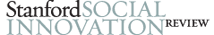 Stanford Social Innovation Review (SSIR) logo